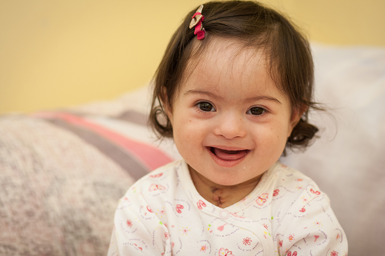 Malak went home from hospital this morning too!