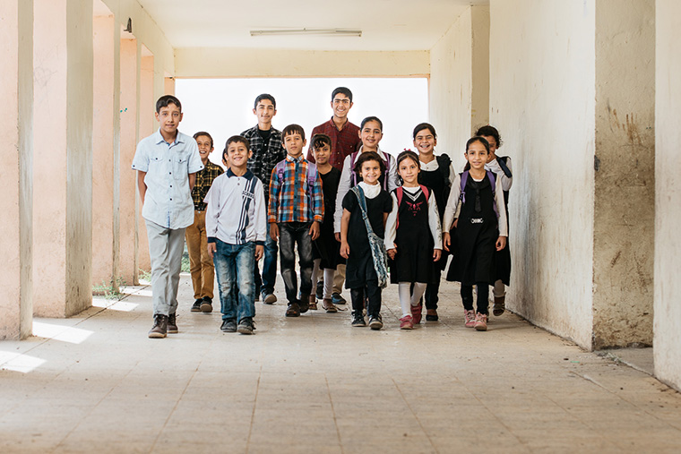 We're excited to put 10,000 children back to school this fall!