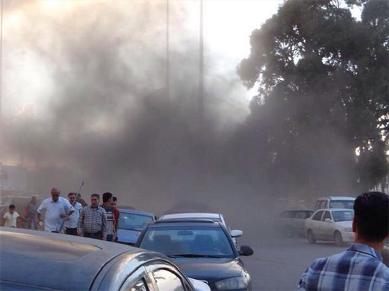 Mortar fire killed 9 and injured 35 at a recent anti-UN protest in Benghazi, Libya.