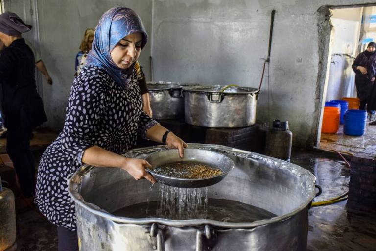 One Year After Aleppo, The Kitchens You Launched Are Still