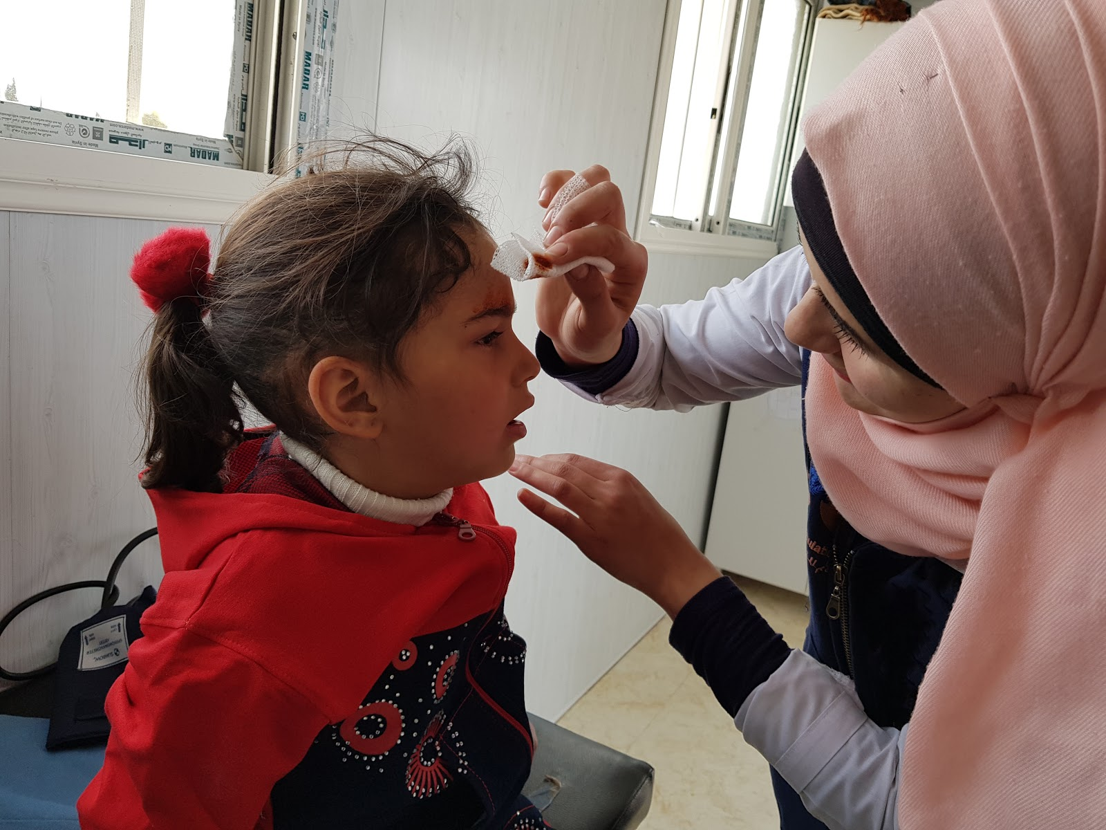 Medical care Ghouta