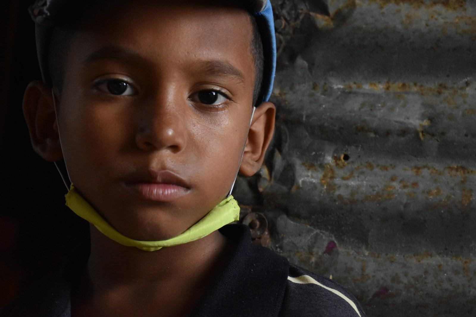 Child in Venezuela